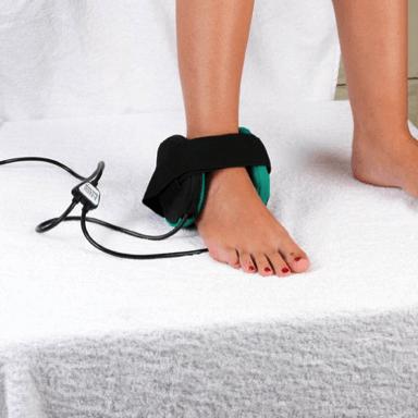 magnetoterapia alla caviglia